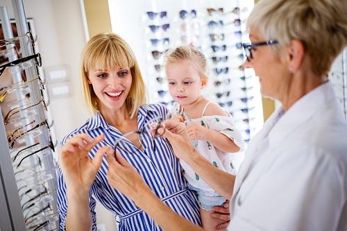 Chaîne à lunettes pour enfant