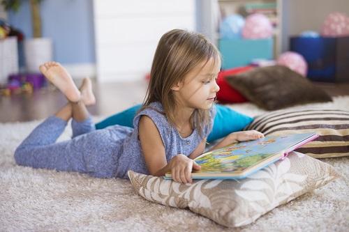 Livre pour enfants dyslexique