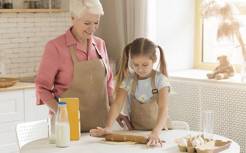 Service à domicile pour enfant à Genas